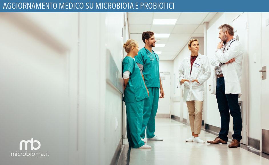Microbiota e Probiotici